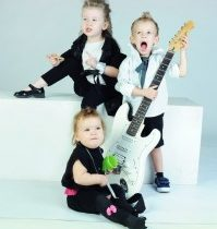 ROCK STAR KIDS