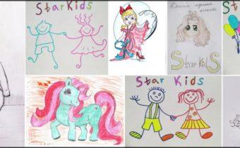 Поздравляем победителя конкурса на лучший рисунок-символ STAR KIDS!