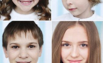 Первый ежегодный городской чемпионат по актерскому мастерству, дефиле и фотопозировкам среди детей