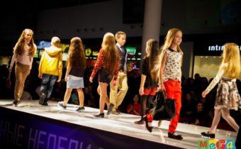 MEGA FASHION WEEKS с участием моделей STAR KIDS