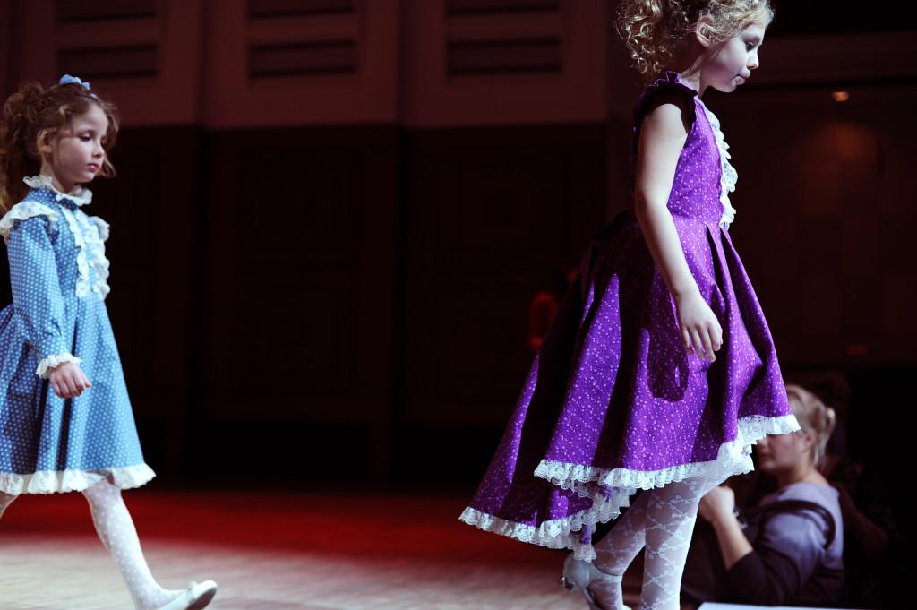 Новосибирская неделя моды, модели STAR KIDS