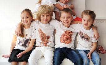 Детям важен мир