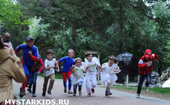 Старкиндеры приняли участие в Добром забеге