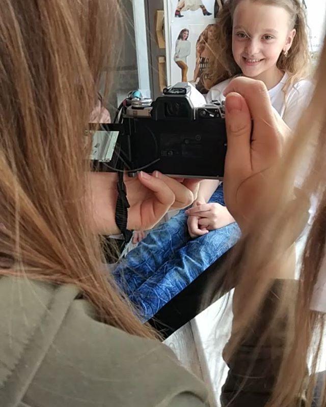 Учимся снимать видеотесты Скоро будет веселое видео от @mary_karma #starkidsbackstages