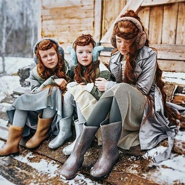Наши рыжики Соня и Саша в объективе @photo.yana.mak на воркшопе @naditsvetkova_ в Новосибирске.#starkidsbackstages