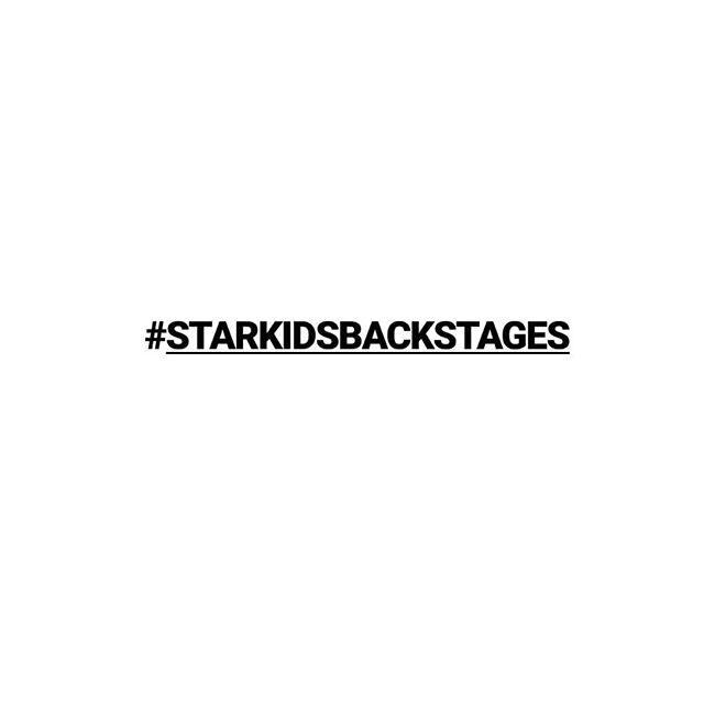 Знаете, какой наш самый любимый тег?#STARKIDSBACKSTAGES По нему мы узнаем закулисье показов, съемок, примерок и других событий, которые происходят с моделями старкидс :) Пожалуйста, не стесняйтесь добавлять его в хвостике поста